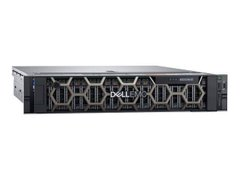 Сервер Dell EMC R740, 16SFF HP, no CPU, no RAM, no HDD, H730P, 2x10Gb BT, RPS 750W, iDRAC9Ent, 3Yr PS, Rck