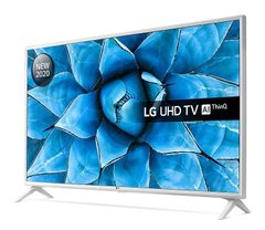 "Телевiзор 49"" LED 4K LG 49UN73906LE Smart, WebOS, White"