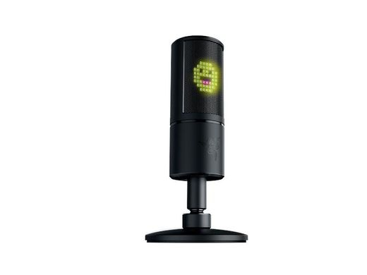 Мікрофон Razer Seiren Emote USB Black