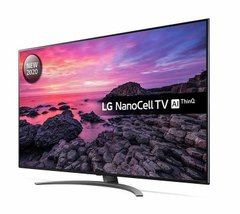 "Телевiзор 65"" NanoCell 4K LG 65NANO916NA Smart, WebOS, Black"