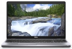 Ноутбук Dell Latitude 5510 15.6FHD AG/Intel i5-10310U/8/256F/int/W10P