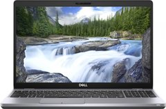 Ноутбук Dell Latitude 5511 15.6FHD AG/Intel i5-10400H/16/256F/int/Lin