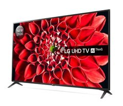 "Телевiзор 70"" LED 4K LG 70UN71006LA Smart, WebOS, Black"