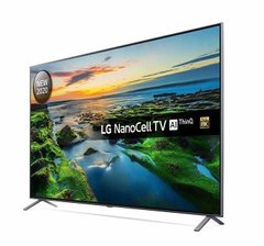 "Телевiзор 75"" NanoCell 8K LG 75NANO996NA Smart, WebOS, Black"