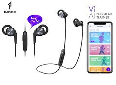 Навушники 1MORE E1018BT iBFree Sport Vi React Wireless Mic Black