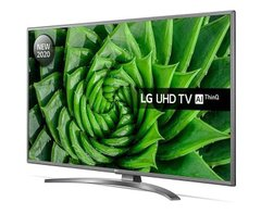 "Телевiзор 43"" LED 4K LG 43UN81006LB Smart, WebOS, Silver"